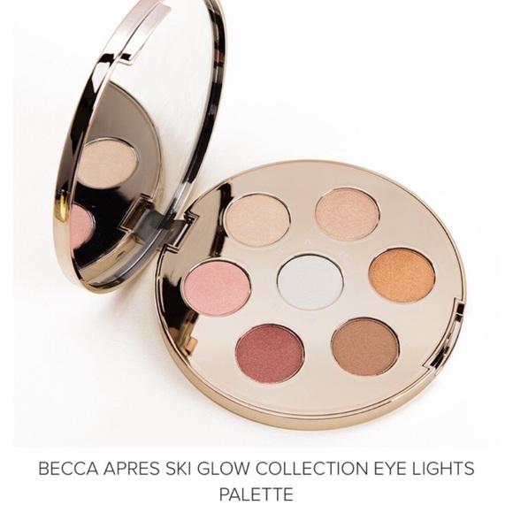 BNIB Becca Apres Ski Glow Eyeshadow Palette